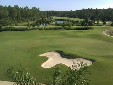 Overview of golf course named Naples Heritage