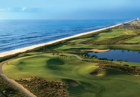 Overview of golf course named Oceanside Golf and Country Club