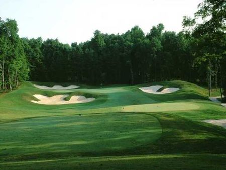 Overview of golf course named Olde Hickory Golf and Country Club