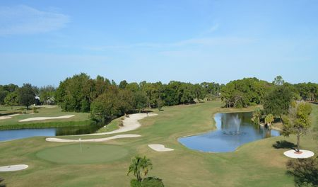 Orange at Palmetto Pines Golf Course Cover Picture