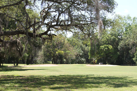 Overview of golf course named Tomoka Oaks Golf and Country Club