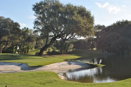 Overview of golf course named Orchid Island Golf and Beach Club