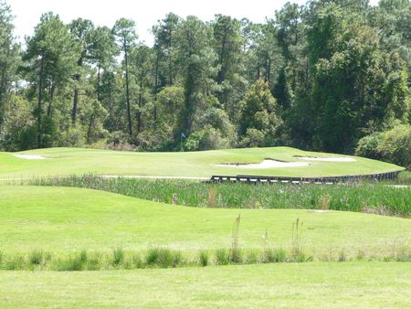 Overview of golf course named Country Club of Mount Dora, The