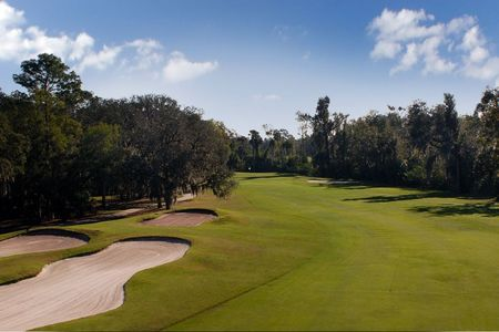 Tuscawilla Golf Course Cover Picture