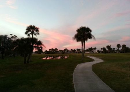 Hunters Run Golf Course Cover