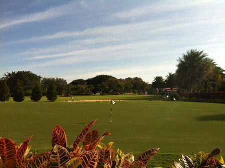 Overview of golf course named Water Oak Country Club Estates