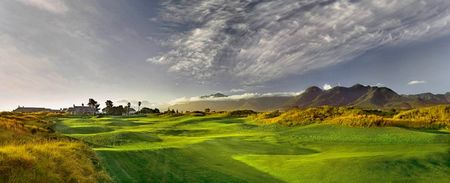 Overview of golf course named The Links at Fancourt