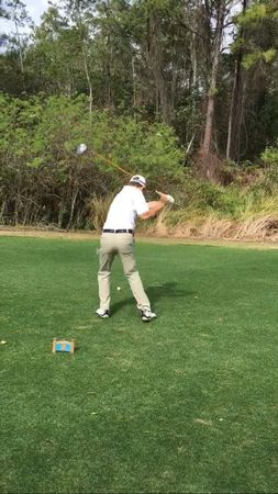Avatar of golfer named Josh Wolfe