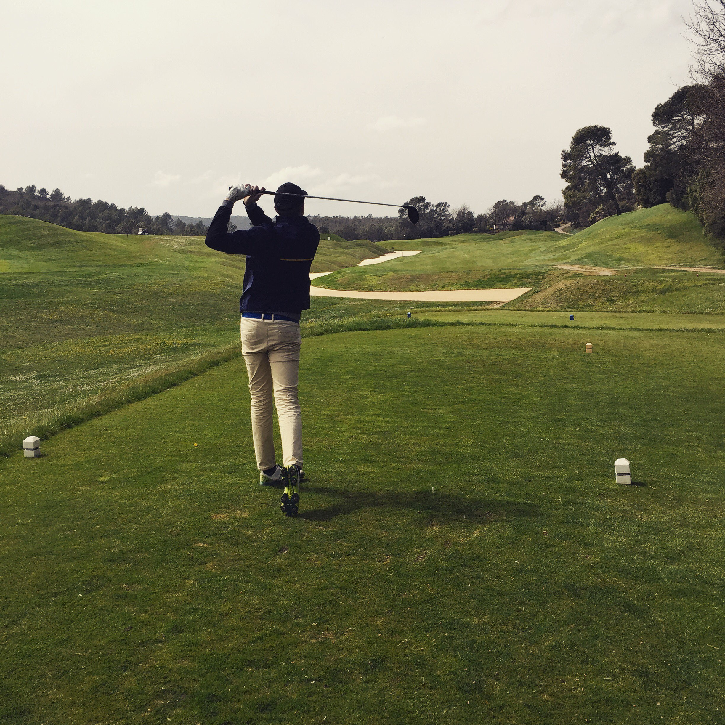 Avatar of golfer named Georges Weis