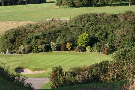 Milford Haven Golf Club Cover