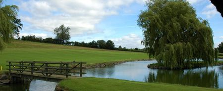 Lakeside golf club cover picture