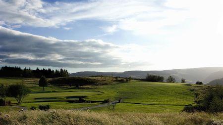 Rhondda golf club cover picture