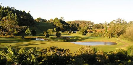 Overview of golf course named Bay of Islands Golf Club