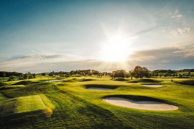 Bastad golfklubb cover picture