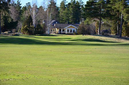 Burviks golfklubb cover picture