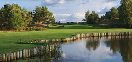 Johannesberg golf and country club cover picture