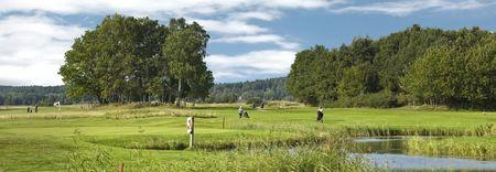 Trosa golfklubb cover picture