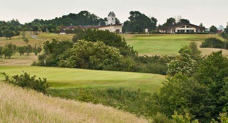Tomelilla golfklubb cover picture