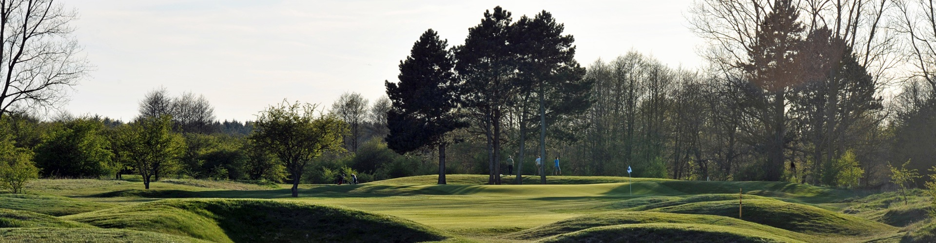 Overview of golf course named Ystad Golfklubb