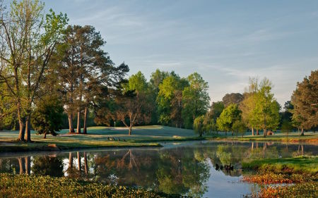 Lagoon park golf course cover picture