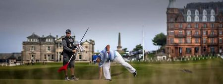 Profile cover of golfer named Scotty MacKenzie