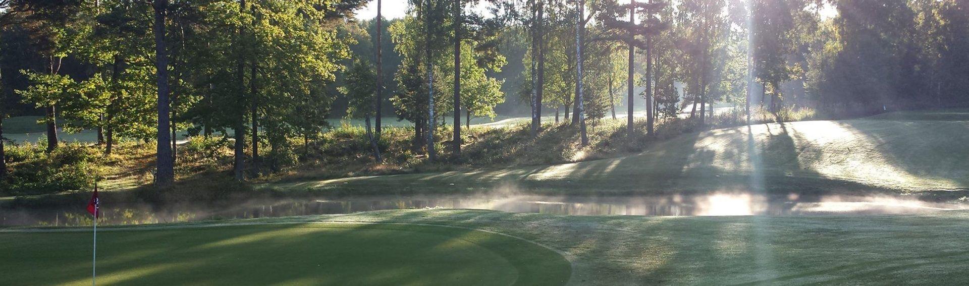 A golfklubb cover picture