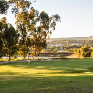 Stellenbosch golf club cover picture