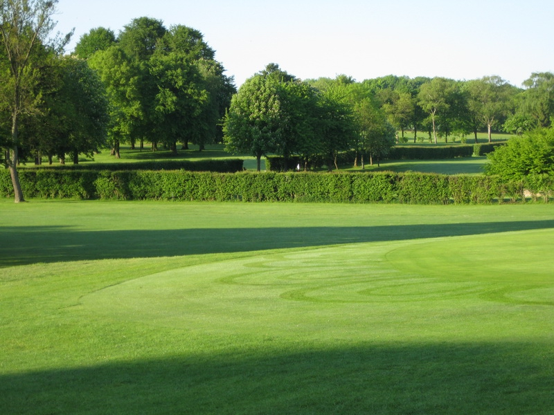 Overview of golf course named Aachener Golf Club