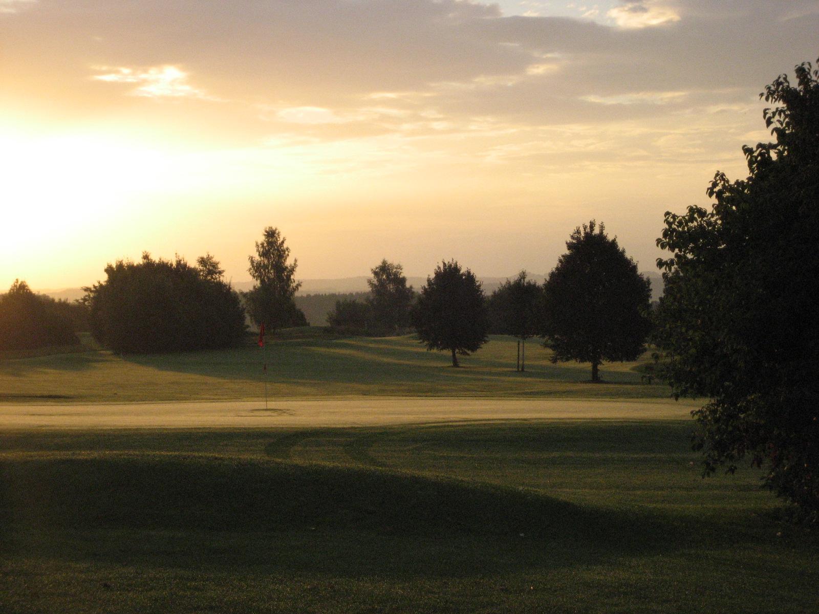 Overview of golf course named Golfclub Ravensburg e.V.