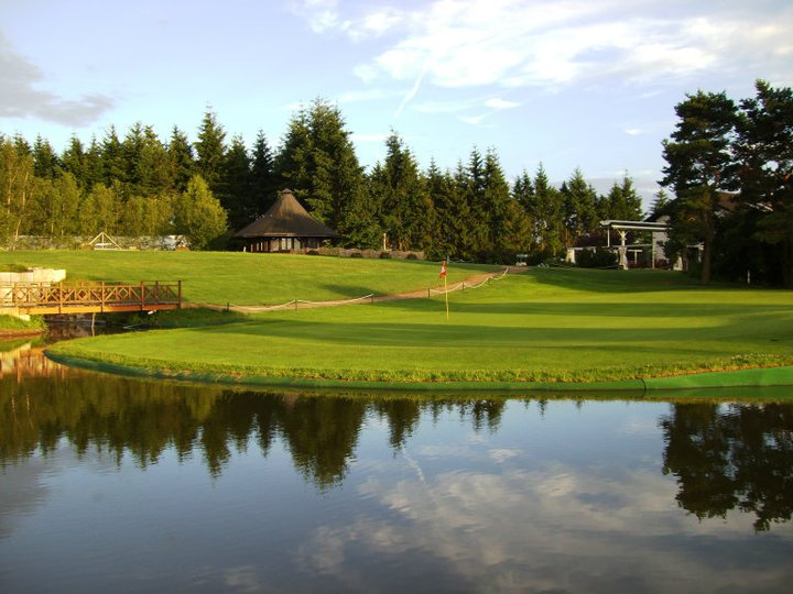 Overview of golf course named Attighof Golf and Country Club