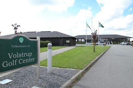 Overview of golf course named Volstrup Golf Center