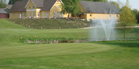 Vestfyns golf club cover picture