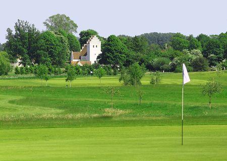 Valloe Golf Club Cover