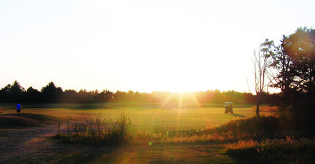 Blokhus Golf Center Cover Picture