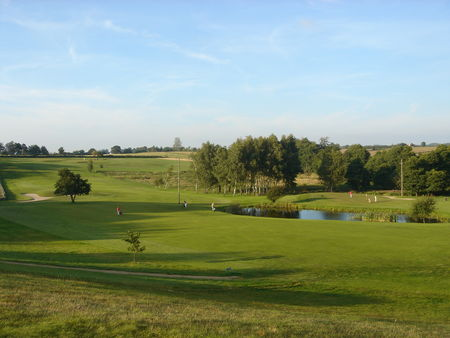 Overview of golf course named Soroe Golf Club