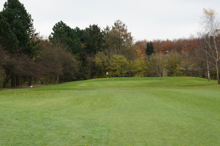Overview of golf course named Broendby Golf Club