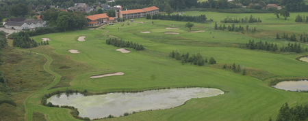 Overview of golf course named Brundtland Golf Center