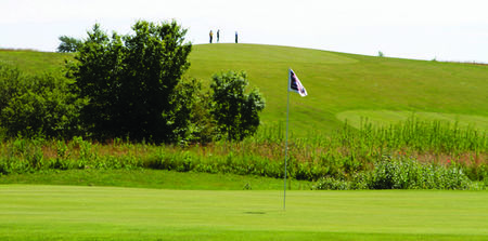 Overview of golf course named Smoerum Golf Club