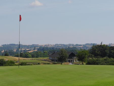 Dragsholm Golf Club Cover Picture