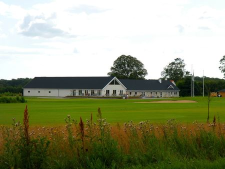 Dronninglund golf club cover picture