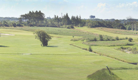 Skive Golf Club Cover Picture