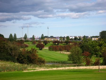 Overview of golf course named Fredericia Golf Club