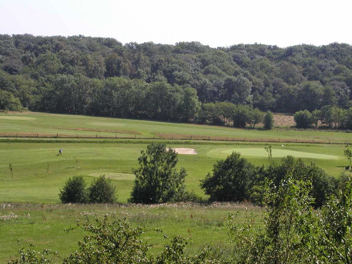 Overview of golf course named Nordbornholms Golf Club
