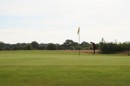 Ribe golf club cover picture