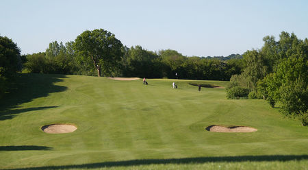Overview of golf course named Haderslev Golf Club