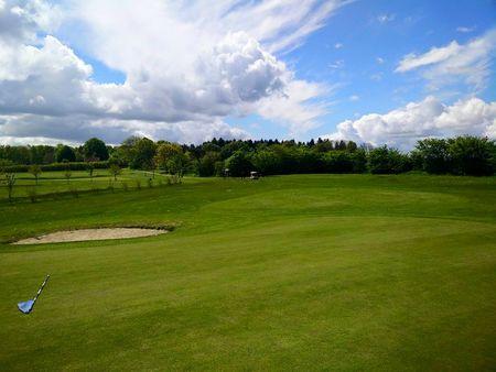 Randers Fjord Golf Club Cover