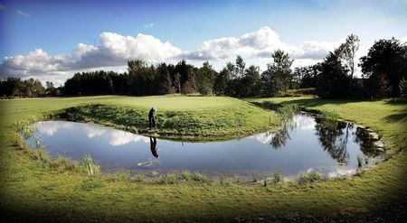 Oeland golf club cover picture