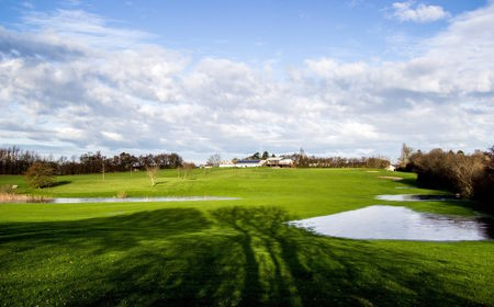 Nordborg golf club cover picture