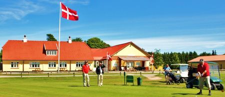 Hirtshals Golf Club Cover Picture