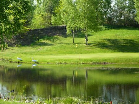 Hornbaek golf club cover picture